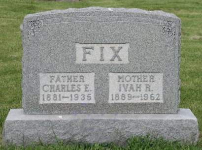 FIX, CHARLES E. - Scott County, Iowa | CHARLES E. FIX