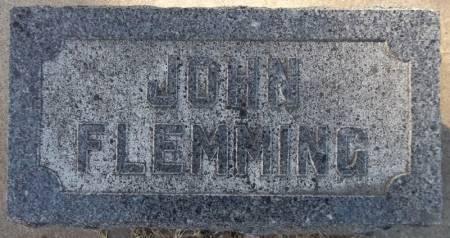 FLEMMING, JOHN - Scott County, Iowa | JOHN FLEMMING