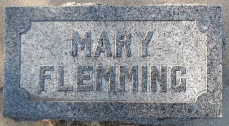 FLEMMING, MARY - Scott County, Iowa | MARY FLEMMING