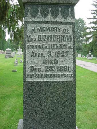 FLYNN, ELIZABETH - Scott County, Iowa | ELIZABETH FLYNN