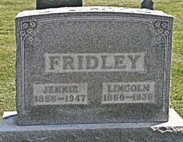 FRIDLEY, LINCOLN - Scott County, Iowa | LINCOLN FRIDLEY