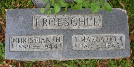 FROESCHLE, CHRISTIAN H - Scott County, Iowa | CHRISTIAN H FROESCHLE