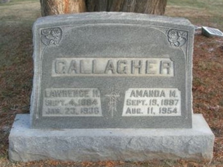 GALLAGHER, AMANDA M. - Scott County, Iowa | AMANDA M. GALLAGHER
