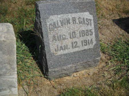 GAST, CALVIN - Scott County, Iowa | CALVIN GAST