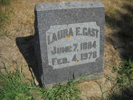 GAST, LAURA  E. - Scott County, Iowa | LAURA  E. GAST