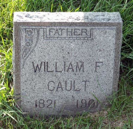 GAULT, WILLIAM F. - Scott County, Iowa | WILLIAM F. GAULT