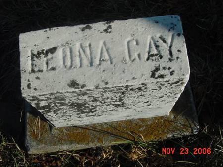 GAY, LEONA - Scott County, Iowa | LEONA GAY
