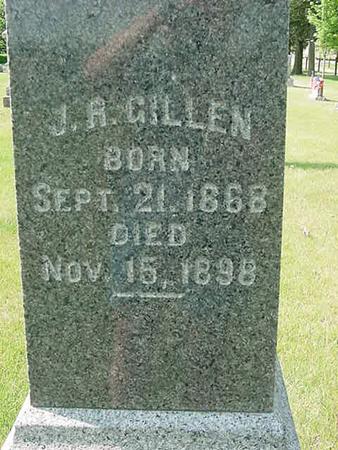 GILLEN, J.R. - Scott County, Iowa | J.R. GILLEN