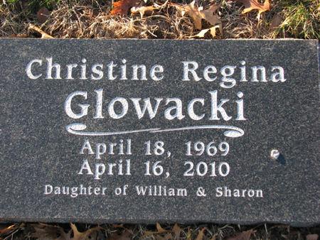 GLOWACKI, CHRISTINE REGINA - Scott County, Iowa | CHRISTINE REGINA GLOWACKI