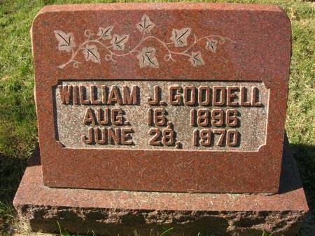 GOODELL, WILLIAM J. - Scott County, Iowa | WILLIAM J. GOODELL