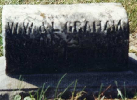 GRAHAM, MARY L - Scott County, Iowa | MARY L GRAHAM
