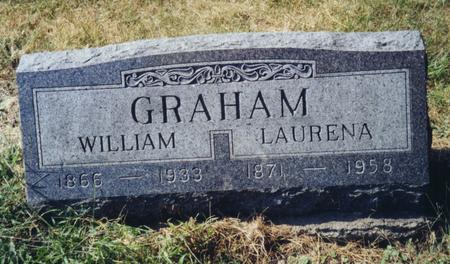 GRAHAM, WILLIAM - Scott County, Iowa | WILLIAM GRAHAM