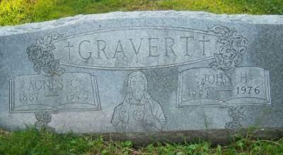 GRAVERT, AGNES CLAIRE - Scott County, Iowa | AGNES CLAIRE GRAVERT