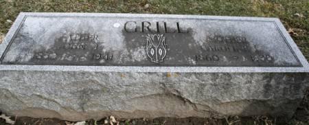 GRILL, JOHN J. - Scott County, Iowa   JOHN J. GRILL
