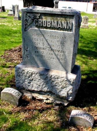 GROBMANN, CATHERINE - Scott County, Iowa | CATHERINE GROBMANN