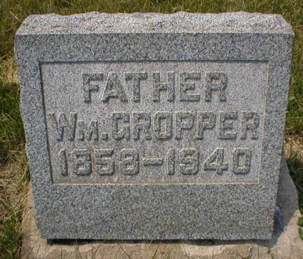 GROPPER, WILLIAM - Scott County, Iowa | WILLIAM GROPPER