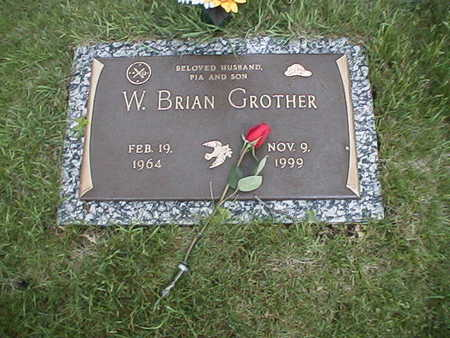 GROTHER, BRIAN - Scott County, Iowa | BRIAN GROTHER