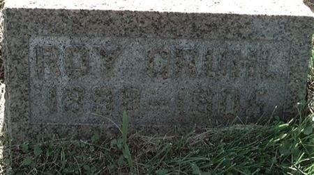 GRUHL, ROY - Scott County, Iowa | ROY GRUHL