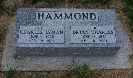 HAMMOND, CHARLES LYMAN - Scott County, Iowa   CHARLES LYMAN HAMMOND
