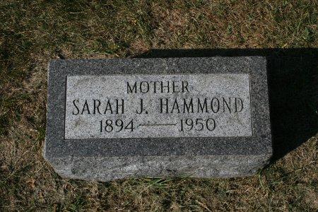WHIPPLE HAMMOND, SARAH JANE - Scott County, Iowa | SARAH JANE WHIPPLE HAMMOND