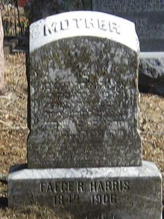 HARRIS, FAEGE R. - Scott County, Iowa | FAEGE R. HARRIS
