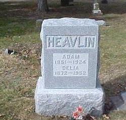HEAVLIN, ADAM - Scott County, Iowa | ADAM HEAVLIN