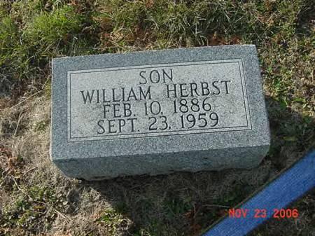 HERBST, WILLIAM - Scott County, Iowa | WILLIAM HERBST