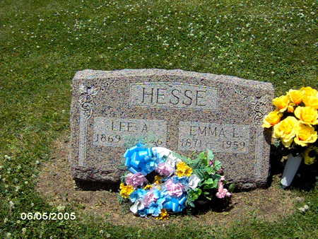 HESSE, EMMA - Scott County, Iowa | EMMA HESSE