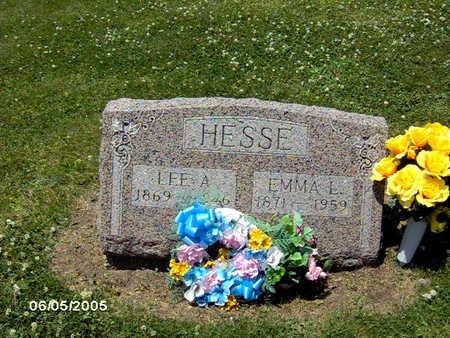 HESSE, LEE - Scott County, Iowa | LEE HESSE