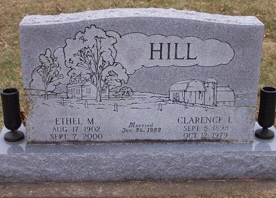 HILL, CLARENCE LEROY - Scott County, Iowa | CLARENCE LEROY HILL