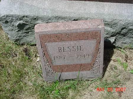 HOFFBAUER, BESSIE - Scott County, Iowa | BESSIE HOFFBAUER