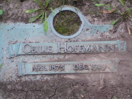 HOFFMANN, CEILIE - Scott County, Iowa   CEILIE HOFFMANN