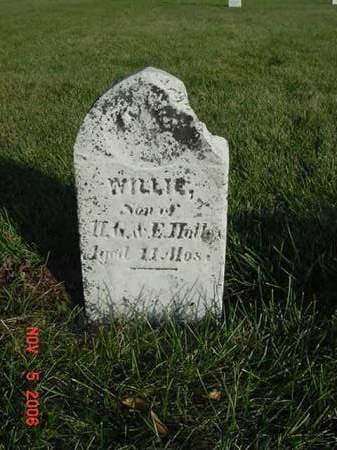 HOLLOX, WILLIE - Scott County, Iowa | WILLIE HOLLOX