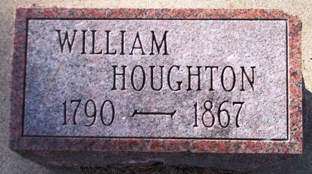 HOUGHTON, WILLIAM - Scott County, Iowa | WILLIAM HOUGHTON
