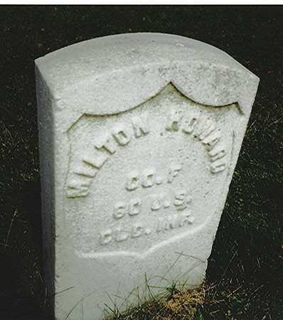 HOWARD, MILTON - Scott County, Iowa | MILTON HOWARD