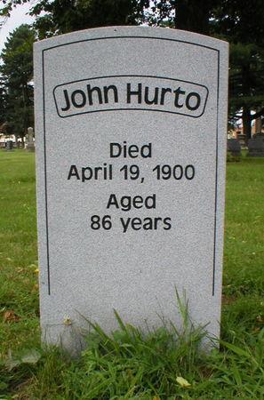 HURTO, JOHN - Scott County, Iowa   JOHN HURTO
