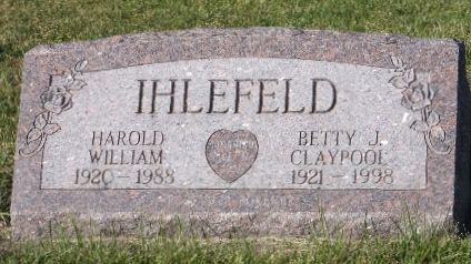 IHLEFELD, BETTY J - Scott County, Iowa | BETTY J IHLEFELD