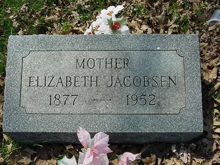 JACOBSEN, ELIZABETH - Scott County, Iowa | ELIZABETH JACOBSEN