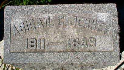 JENNEY, ABIGAIL C. - Scott County, Iowa | ABIGAIL C. JENNEY