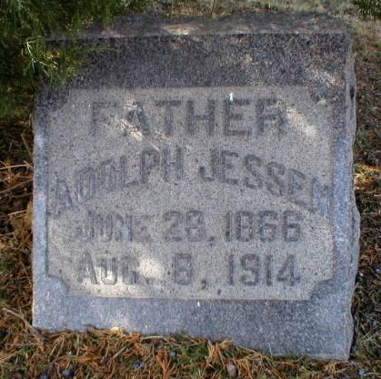 JESSEN, ADOLPH - Scott County, Iowa | ADOLPH JESSEN