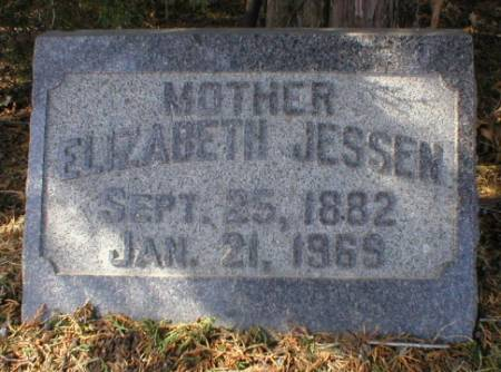 JESSEN, ELIZABETH - Scott County, Iowa | ELIZABETH JESSEN