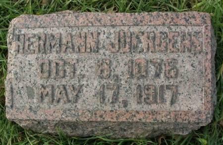 JUERGENS, HERMANN - Scott County, Iowa | HERMANN JUERGENS