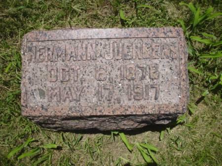 JUERGENS, HERMANN - Scott County, Iowa   HERMANN JUERGENS