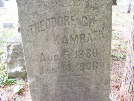 KAMRATH, THEODORE C. - Scott County, Iowa | THEODORE C. KAMRATH