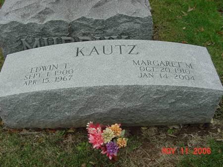 KAUTZ, EDWIN T - Scott County, Iowa | EDWIN T KAUTZ