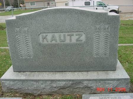 KAUTZ, FAMILY - Scott County, Iowa | FAMILY KAUTZ