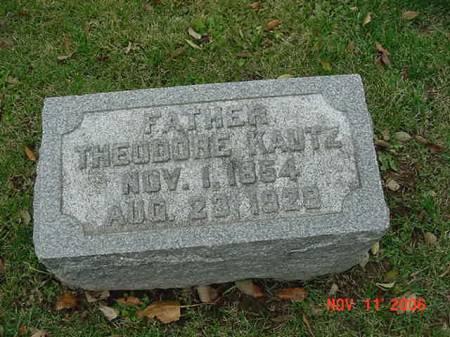 KAUTZ, THEODORE - Scott County, Iowa | THEODORE KAUTZ