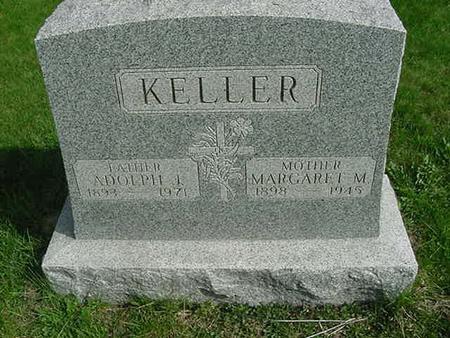 KELLER, ADOLPH J - Scott County, Iowa | ADOLPH J KELLER