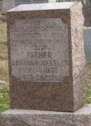 KESSLER, ABRAHAM - Scott County, Iowa | ABRAHAM KESSLER