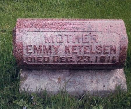 KETELSEN, EMMY - Scott County, Iowa | EMMY KETELSEN